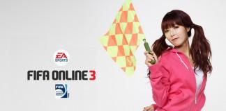 FIFA Online 3 China