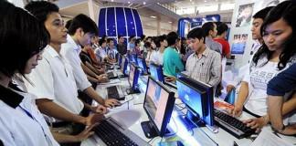 Vietnam online users