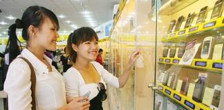 Southeast Asian smartphone sales