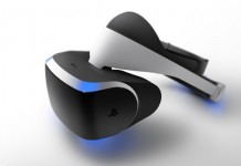 Sony Project Morpheus VR headset